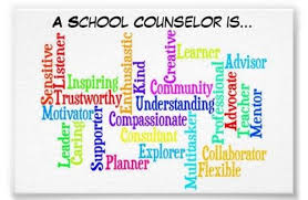 A School Counselor Is