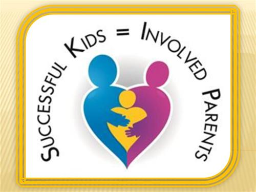 Successful Students = Involved Parents!