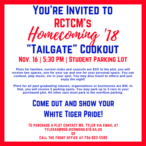 Tailgate Cookout