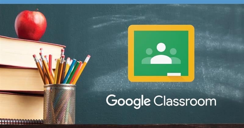 Google classroom is used daily for all preps to access assignments, instructions, and grading/submission requirements.