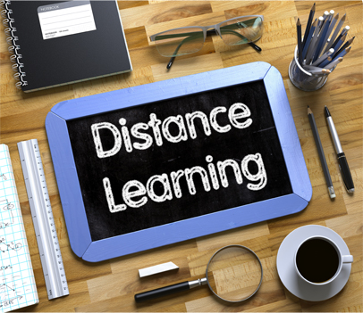 Welcome to distance Learning!