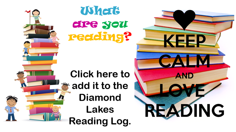 DLE reading log