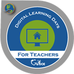 Digital Learning Day Badge