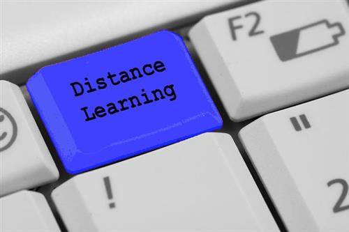 DISTANCE LEARNING/END OF YEAR