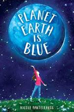 cover of Planet Earth is Blue