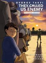cover of They Called Us Enemy