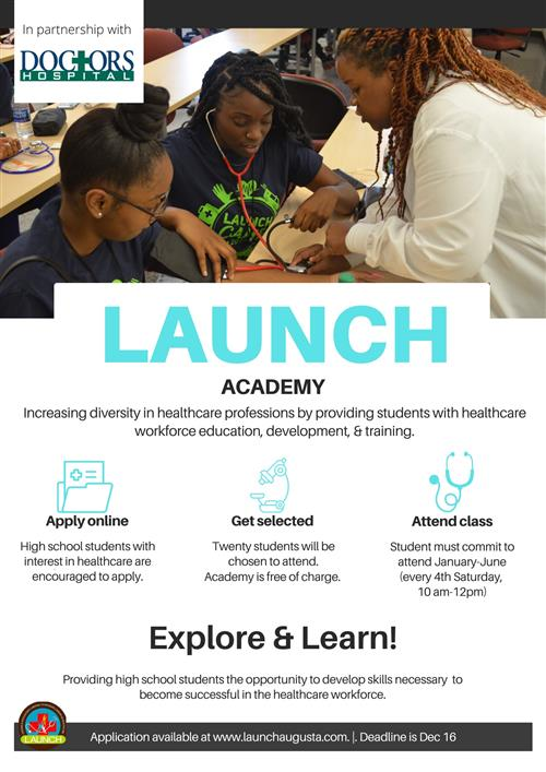 Launch Academy 2