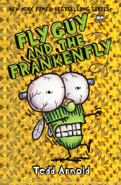 Fly Guy and the Frankenfly read by Peter Bradley