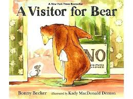 A Visitor for Bear read by Dr. Malinda B. Cobb