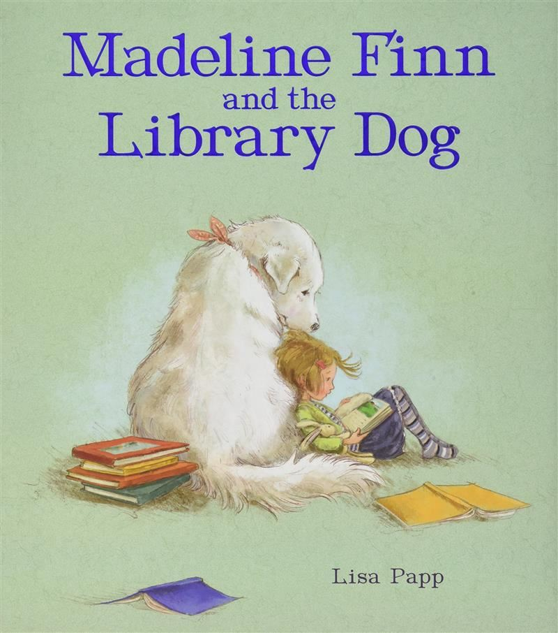 Madeline Finn and the Library Dog read by Mrs. Moseley, School Social Worker
