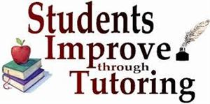 Students improve through tutoring.