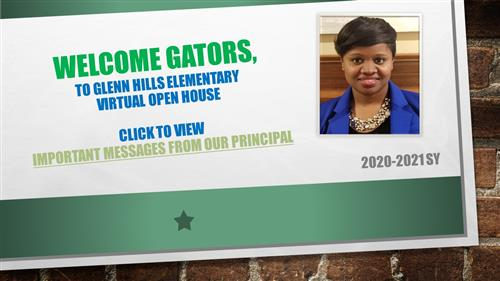 Open House Messages