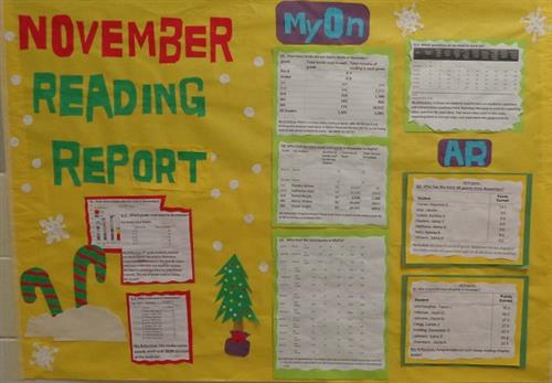 November Library Report