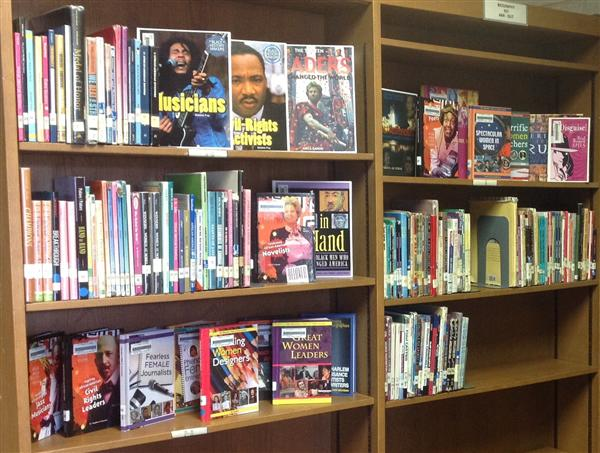Middle School - New Library Books