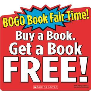 Image result for scholastic bogo book fair 2019