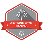 Growing with Canvas