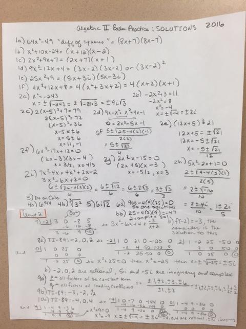 Ginn, Nancy / Algebra 2