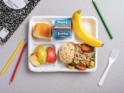 Virtual Students Meal Routes