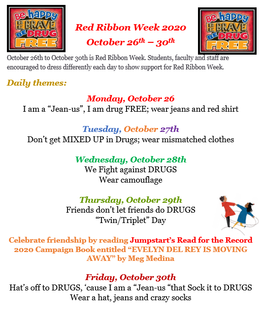 Red Ribbon Week 2020 Revised