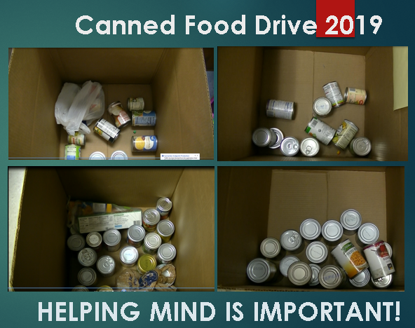 Canned Food 2019