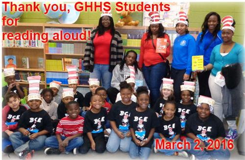 GHHS Readers