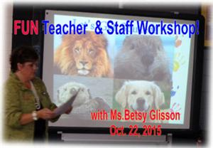 Fun Workshop with Betsy