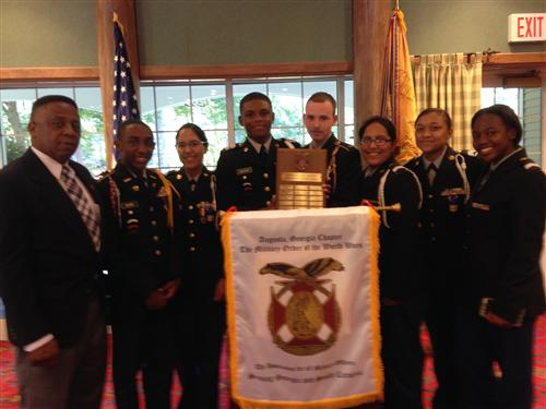 JROTC Honors