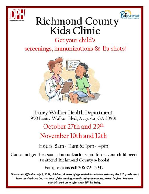 RC Flu Clinic