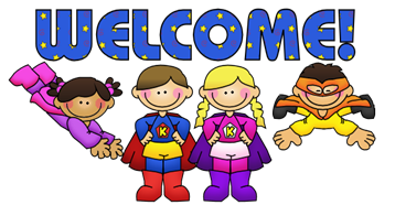 Super Hero Welcome