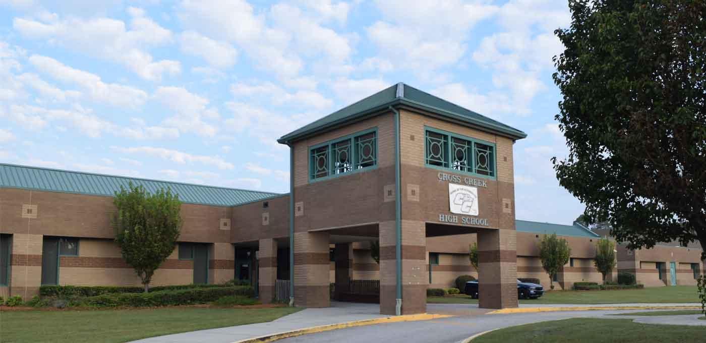 Cross Creek High School Homepage