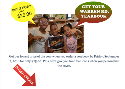 Yearbooks Online