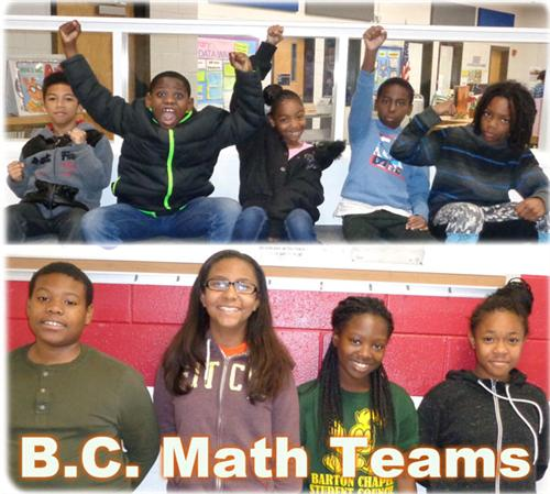 Math Teams