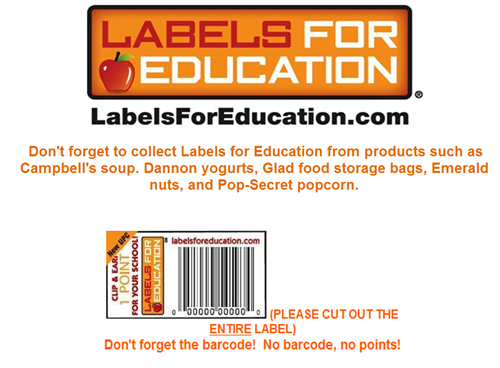 Labels for Education!