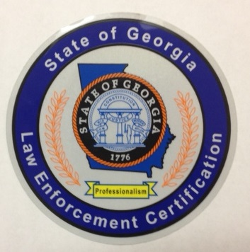 State Certification Seal